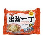 Instant Noodles (Spicy Sesame) (出前一丁香辣麵)