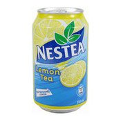 Nestea Lemon Tea Drink (雀巢檸檬茶)