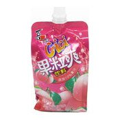 Jelly Juice Drink (Peach) (蜜桃果粒爽)