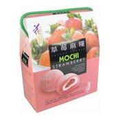 Mochi Glutinous Rice Cakes (Strawberry) (草莓麻糬禮盒)