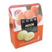 Mochi Glutinous Rice Cakes (Litchi Lychee) (荔枝麻糬禮盒)