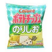 Seaweed Flavoured Potato Chips (卡樂B紫菜薯片)