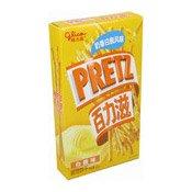 Pretz Butter Flavoured Biscuit Sticks (牛油百力滋)