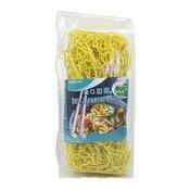 Dry Japanese Style QQ Noodles (Ramen) (昌記日式拉麵)