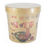 Instant Vermicelli Cup Noodles (Hot & Sour) (嗨吃家紅薯酸辣粉)