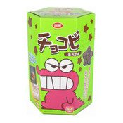 Crayon ShingChan Corn Snack (Chocolate Flavour) (小新朱古力粟米星)