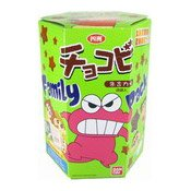 Crayon ShingChan Corn Snack Family Pack (Chocolate Flavour) (小新朱古力粟米星)