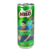 Milo Drink (美綠朱古力飲品)