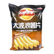Potato Chips Crisps (Grilled Pork Flavour) (樂事薯片(豬肉))