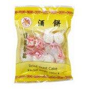 Dried Yeast Cakes (金百合酒餅)