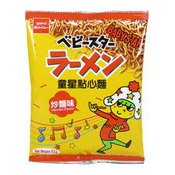 Baby Star Snack Noodles (Yakisoba Flavoured) (童星點心麵 (炒麵味))