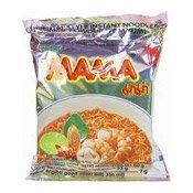 Oriental Style Instant Noodles (Tom Yum Shrimp) (媽媽泰式冬蔭麵)