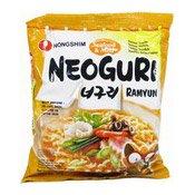 Neoguri Ramyun (Seafood & Mild) (農心海鮮烏冬麵)