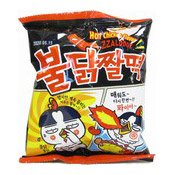 Hot Chicken Flavour Zzaldduk Snacks (韓式辣雞小食)