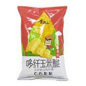 Corn Crispy (Spicy Flavour) (食幫主多纖玉米脆一麻辣味)
