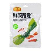 Seaweed Knots (Chilli Flavour) (國聖香辣海帶結)