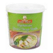 Vegetarian Green Curry Paste (素綠咖喱醬)