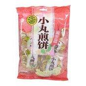 Black Sesame Xiaowan Cookies (徐褔記黑芝麻小丸煎餅)