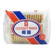 Coconut Rings (嘉頓椰圈)