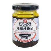 Traditional Chilli Infused Oil (Shrimp) (惠康蝦米辣椒油)