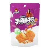 Dried Beancurd Dougan (Spicy Flavour) (好巴食手撕素牛肉麻辣味)