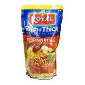 Rich & Thick Spaghetti Sauce (Filipino Style) (菲律賓式意粉醬)