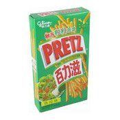 Pretz Salad Flavoured Biscuit Sticks (凱撒沙律百力滋)