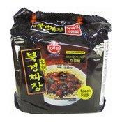 Instant Jjajang Noodles Multipack (Peking Chajang Ramen) (韓國炸醬麵)