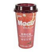 Meco Fruit Tea (Peach & Pink Grapefruit) (香飄飄果汁茶 (蜜桃紅柚))