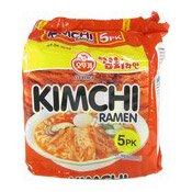 Instant Kimchi Noodles Multipack (Kimchi Ramen) (韓國泡菜拉麵)