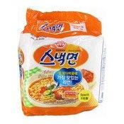 Instant Korean Snack Noodles Multipack (Snack Ramen) (韓國快餐麵)
