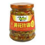 Day Lily & Vegetables (味棸特黃花什錦)