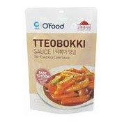 Tteobokki Sauce (Tteokbokki Ddukbokki) (韓國炒年糕醬)