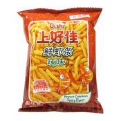 Prawn Crackers (Spicy Flavour) (上好佳辣蝦條)