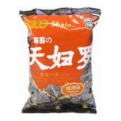 Tempura Snack Seaweed (Barbecue BBQ) (天婦羅海苔 (燒烤))