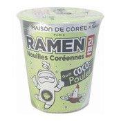 Cup Ramen Noodles (Coco Chicken) (韓國杯麵 (雞味))