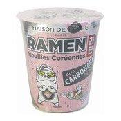 Cup Ramen Noodles (Carbonara) (韓國杯麵 (卡邦尼))