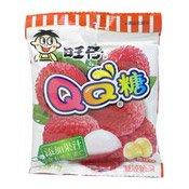QQ Gummies (Lychee Litchi) (旺旺軟糖(茘枝))
