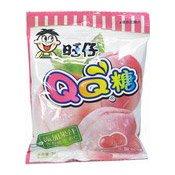 QQ Gummies (Honey Peach) (旺旺軟糖 (蜜桃))