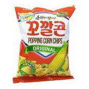Popping Corn Chips (Original) (樂天燒烤玉米)