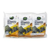 Crispy Seaweed Snacks (Original Sesame Flavour) (韓國紫菜)