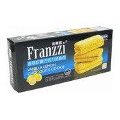 Franzzi Vanilla Lemon Chocolate Cookies (香草檸檬巧克力曲奇)