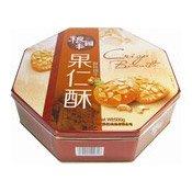 Cashew Nut Cake (Crisp Biscuits) (糧豐園果仁酥)