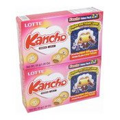 Kancho Chocolate Filled Biscuits Value Pack (韓國朱古力餅餅)