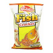 Golden Fish Crackers (Original) (魚味脆片)