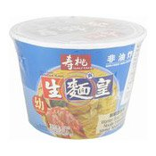 Instant Bowl Noodles King Thin (Wonton) (生麵王雲吞碗麵 (幼))