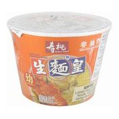 Instant Bowl Noodles King Thin (Lobster) (生麵王龍蝦湯碗麵 (幼))