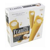 Franzzi Coconut Flavour Rolls (椰子味夾心巻)