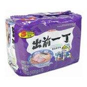 Instant Noodles Multipack (Shoyu Tonkotsu) (出前一丁醬油豬骨湯麵)