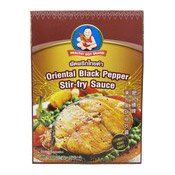 Oriental Black Pepper Stir-Fry Sauce (黑椒炒醬)